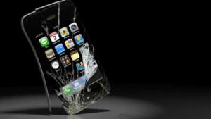 schade aan telefoon