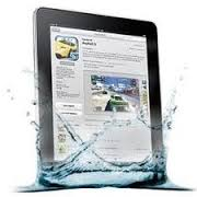 ipad-waterschade